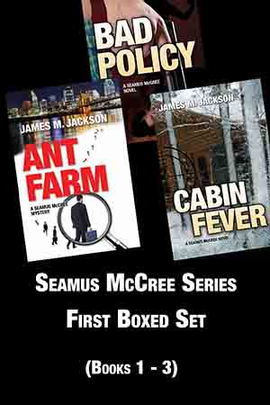 Seamus McCree Books 1-3 Cover