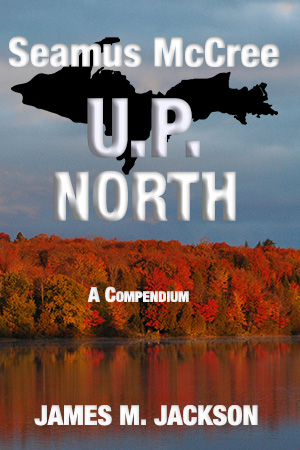 Seamus McCree U.P. North Cover